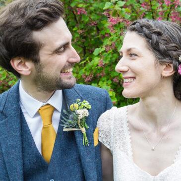 Tom & Mary | Cubley Hall Wedding