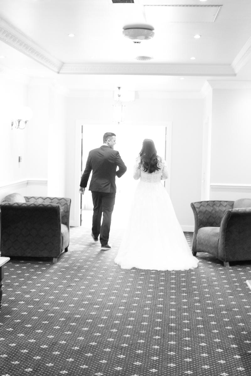 Natural Wedding Photography at Waterton Park Hotel