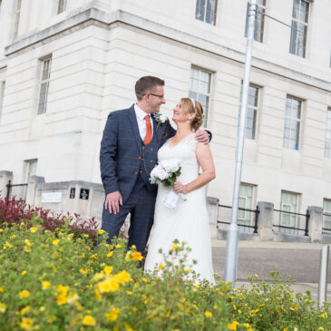 Vicky & John | Barnsley Town Hall