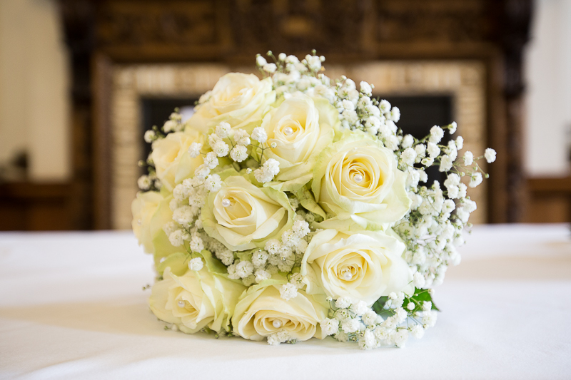 Bridal Bouquet by Those Cherished Moments