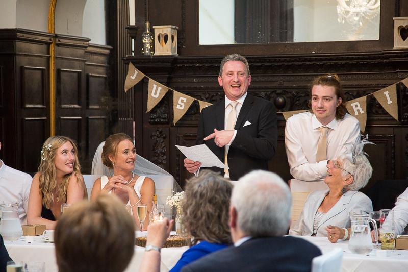 Documentary wedding photography South Yorkshire
